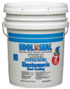 Kool Seal 5GAL White Elastomeric Roof Coating image